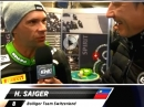 Le Mans 2017 - Horst Saiger Interview / Team Bolliger Switzerland (englisch/deutsch)