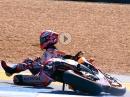 Le Mans 2018 MotoGP Highlights - FIM MotoGP:  Marquez holt Triple