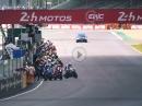 Le Mans 24 Stunden 2021 - Race Start