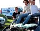 Le Mans 24H 2012 - Campingplatz, Party: Alles normale Leute :-)