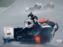 Le Mans - FIM Sidecar WM 2016 - Highlights, Best shots