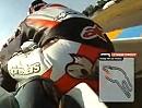 Le Mans (Frankreich) onboard Runde mit Alex Hofmann auf Aprilia RSV4 - Streckenvorstellung