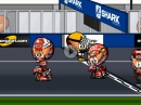 Le Mans  MotoGP 2019 Highlights Minibikers - Marquez holt 300 Sieg für Honda