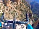 Lebensmüde im Grand Canyon - Höhenangst und Schwindel vom zuschauen - wetten