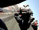Ledenon onboard in flott / Anthony Loiseau, Kawasaki France Superbike