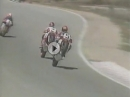 Legendäre Powerwheelies: Kenny Roberts vs. Randy Mamola 1985 500ccm Laguna Seca