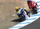 Legendäre Szenen! Die 40 besten Overtakes von Valentino Rossi
