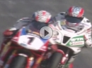 Legendärer Fight: Colin Edwards vs. Troy Bayliss - SBK 2002 Imola - eines der besten Finishs in der Superbike-WM