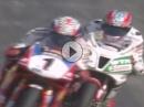 Legendärer Fight: Colin Edwards vs. Troy Bayliss - SBK 2002 Imola - eines der besten Finishs in der Superbike-WM