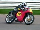 Legends at Goodwood - MCN road testers prepare to race