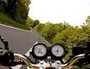 Motorradtour: Leithagebirge Donnerskirchen, Hof mit Honda Hornet 600 GoPro HD