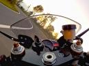 Leithagebirge, Yamaha R6 Rj15 artgerecht behandelt