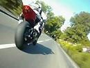 Lenkerschlagen, Eier und gespalten! Yesssss Superstock TT2012 Isle of Man