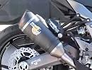 Leo Vince SBK Factory Slip-on für 2011er Kawasaki Z 1000 SX