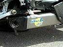 Leo Vince SBK Underbody EVO II Slip On für KTM 690 Duke i.e.
