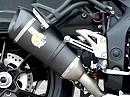 LeoVince SBK Factory EVO II Slip-on Triumph Speed Triple 1050 (2011)