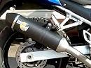 LeoVince SBK LV Slip-on for Suzuki GSF 650 BANDIT