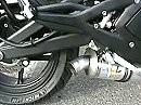 LeoVince SBK on Kawasaki ER6n