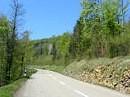 Les Rangiers Col de - Motorradpass Schweiz