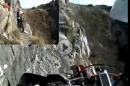 Split Screen - Ligurische Grenzkammstrasse (LGKS): Extrem Enduro mit 200% Adrenalin. Hinfallen ist final!