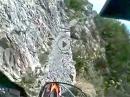 Ligurische Grenzkammstrasse (LGKS): Man fällt hier nur einmal! Big-Ball-Enduro - Riskant, gefährlich. Hammer!
