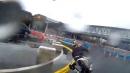 Minibike Live Racing auf der Intermot Köln / Freigelände