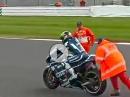 Lorenzo würgt Motorrad ab - Na und?!?! Ist jedem schonmal passiert