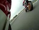 Lori on Ducati 999s Oschersleben - GOPRO HD - Test