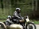 Loser Bergpreis 2008 - Harley Davidson Gespann. Druck ist durch nix zu ersetzen.