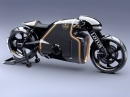 Lotus Motorcycles C-01 designed by Daniel Simon