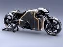Lotus Motorcycles C-01 designed by Daniel Simon