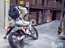 Louis: Motorrad im Herzen - Stuntmovie - Lager-Wemsen