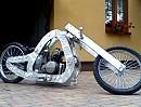 Low Budget Chopper aus Polen für 800 Dollar mit 125ccm - irgendwie cool