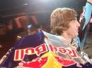 Luc Ackermann im WM-Finale - Qualifikationslauf mit Rollei 7S