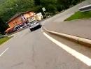 Lukmanierpass (Schweiz): Von Disentis nach Olivone mit BMW R 1200 R