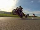 LullerPuppen with Friends: Motorrad Sommer 15 im Erzgebirge