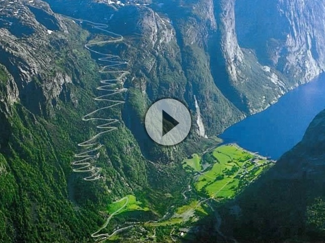 Touring Norway By Road