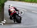M. Dunlop Fahrwerkstest extrem durchschlagend - SBK TT2016