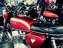 Made in Japan: Motorrad-Oldtimer aus dem Land der aufgehen Sonne *schwärm*