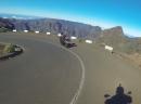 Madeira, eine Kurvenorgie mit BMW R800 GS