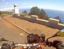 Madeira Südküste von West nach Ost