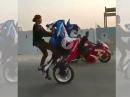 Madness: Einrad Wheelie ... und wie hält er an?