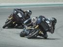 Mächtig! Battle of the Baggers: Season 2 - Reisedampfer zünden in Laguna Seca