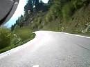 Märchenwald geile, kurvenreiche Strecke - Oberzeiring, Steiermark, Österreich