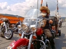 Magic Bike Rüdesheim - Harley hat den Rheingau im Griff