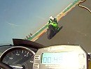 Magny Cours onboard Yamaha R6 - mit GPS Aufzeichnung - one Lap