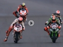 Magny Cours SBK-WM 2016 Race 1 Highlights