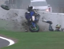Magny Cours STK 1000 2013 Race Highlights - Sylvain Barrier Champ!