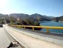 Makljen Pass von Sarajevo nach Bihac (Bosnien)