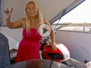 1-Frau-Rennteam. Maloche Teil 4 Daniela Weingartner Videotagebuch: Einpacken, Racing, 800km Fahrt